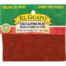 El Guapo Ground Chili Pepper - 1oz