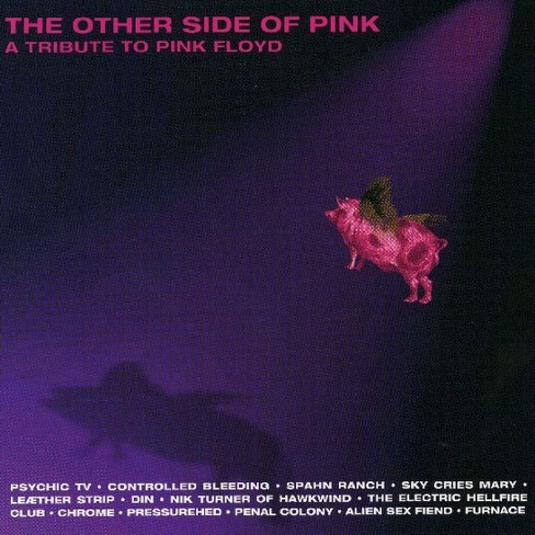 Various - Other Side Of Pink:Tribute To Pink Fl (CD) - image 1 of 1