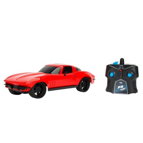 The Fast and the Furious Radio Control RC Vehicle - 1966 Chevy Corvette - 1:16 Scale - image 1 of 4