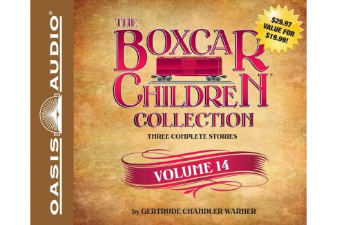 Boxcar Children Collection : The Canoe Trip Mystery / The Mystery of the Hidden Beach / The Mystery of - image 1 of 1
