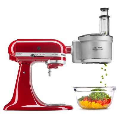 Lovely KitchenAid Food Processor Attachment  Ksm2Fpa