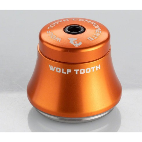 Wolf Tooth IS41/28.6 Upper Headset 25mm Stack Orange - image 1 of 2
