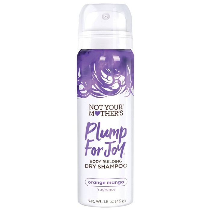 Not Your Mother's Plump For Joy Mini Dry Shampoo - 1.6oz : Target