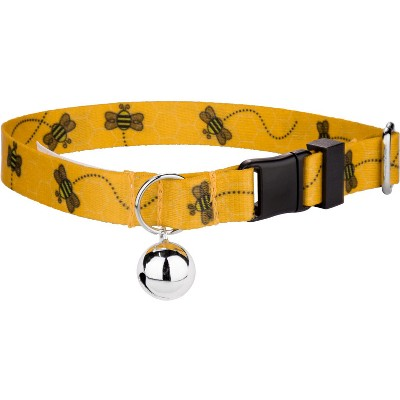 Country Brook Petz® Busy Bee Cat Collar