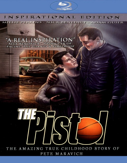 Pistol:Birth Of A Legend (Blu-ray) - image 1 of 1