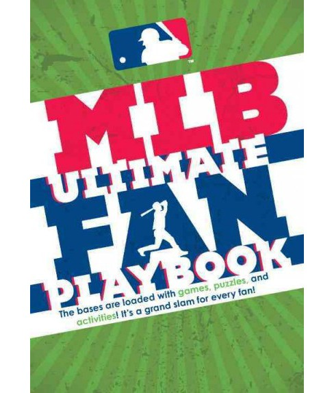 MLB Ultimate Fan Playbook (Hardcover) (Michael T. Riley) - image 1 of 1