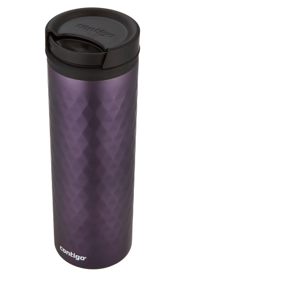 Image of Contigo 20oz Twistseal Coffee Travel Mug Purple, Crystal Violet Solid