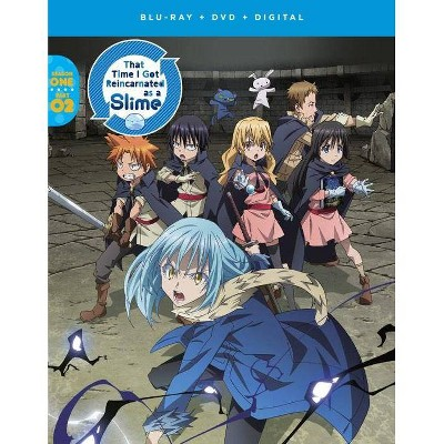 That Time I Got Reincarnated as a Slime: Season 1, Part 2 (Blu-ray)(2020)