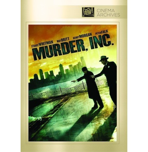 Murder Inc (DVD) - image 1 of 1