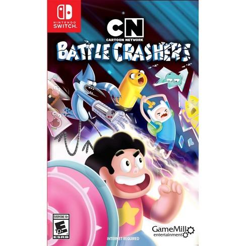 Cartoon Network Battle Crashers - Nintendo Switch - image 1 of 4