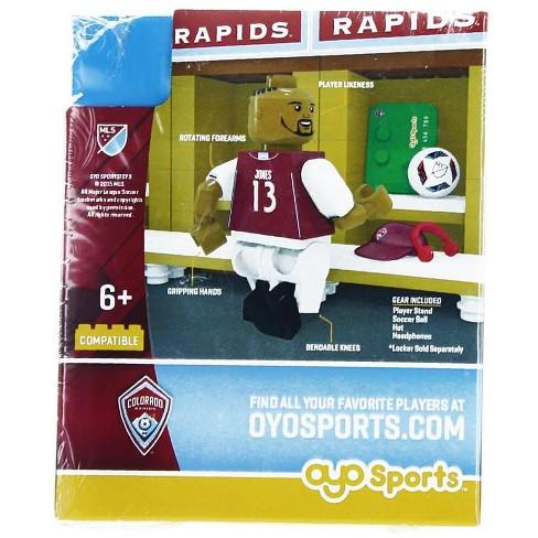 MLS Colorado Rapids Jermaine Jones OYO Sports Minifigure - image 1 of 1