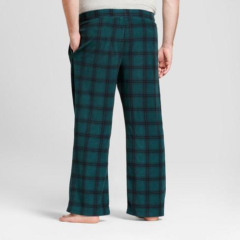 09e6b5b8bdc7 Men s Big   Tall Fleece Pajama Pants - Goodfellow   Co™   Target