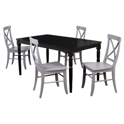 Delicieux Target Marketing Sys Dining Table Set Gray