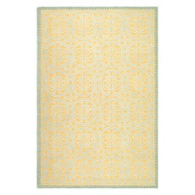 Stacy Medallion Tufted Accent Rug - Safavieh