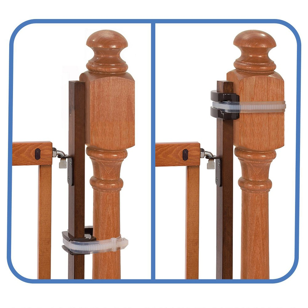 Image of Summer Infant Banister to Banister Universal Gate Installation Kit