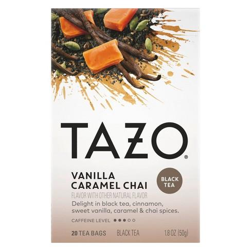 Tazo Chai Vanilla Caramel Black Tea - 20ct - image 1 of 4