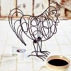 Lakeside Country Rooster 8 Cup Coffee Pod Holder - Farmhouse Kitchen Decoration - image 2 of 2