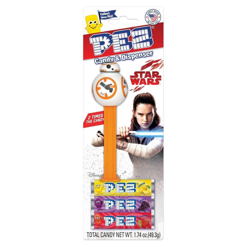 Pez Star Wars Halloween Candy Dispenser - 1.74oz