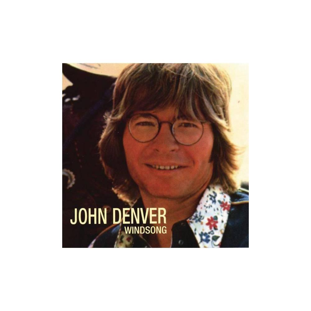 John Denver Windsong Cd
