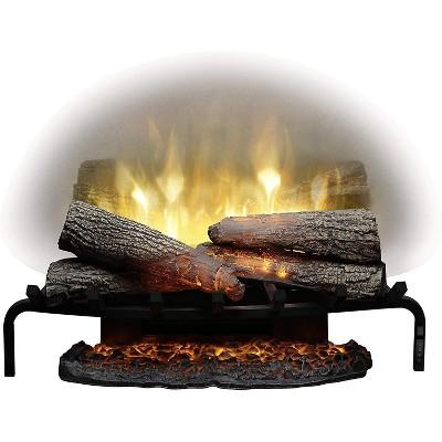 Dimplex 25-in Revillusion Electric Fireplace Log Set w/ Ashmat - RLG25