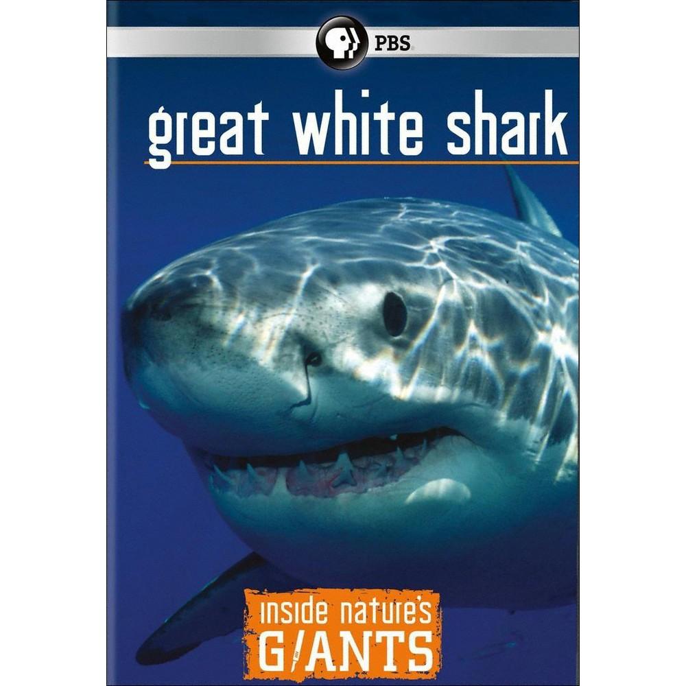 Inside Nature's Giants:Great White Sh (Dvd)