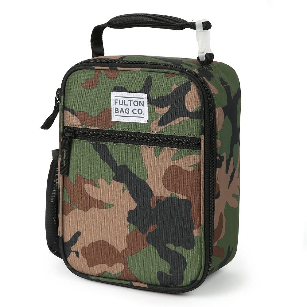 Fulton Bag Co Lunch Bag Camo