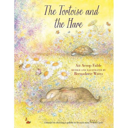The Tortoise and the Hare - (Hardcover) - image 1 of 1