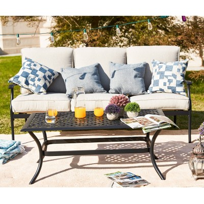 2pc Patio Sofa Set - Patio Festival
