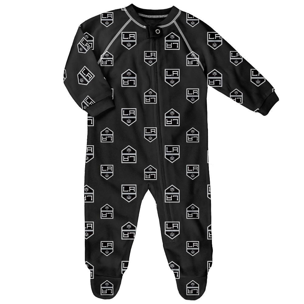 Los Angeles Kings Newborn/ Infant Sleeper 6-9M, Newborn Boy's, Multicolored