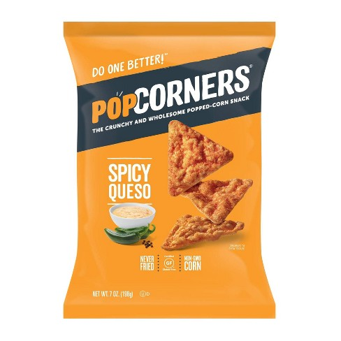 PopCorners Spicey Queso - 7oz - image 1 of 4