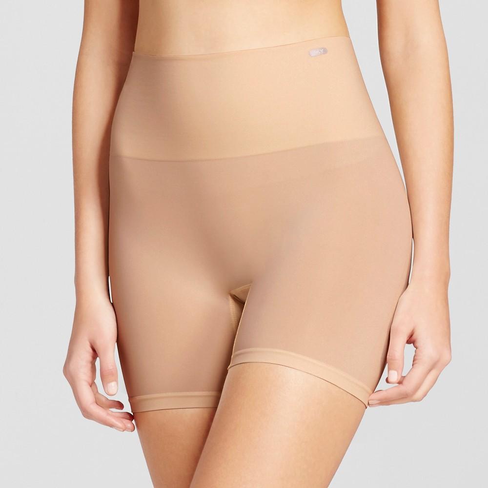 Jky by Jockey Women's Slimming Shorts - Beige Xxl