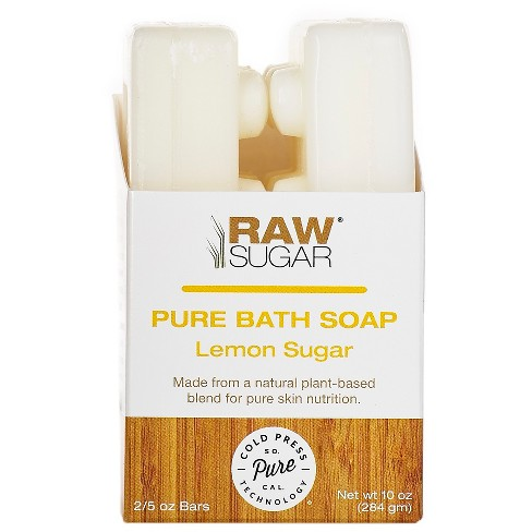 Raw Sugar Bar Soap Lemon Sugar - image 1 of 1