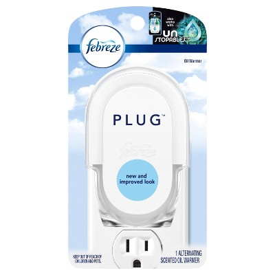 Febreze Plug In Scented Oil Warmer - 1ct