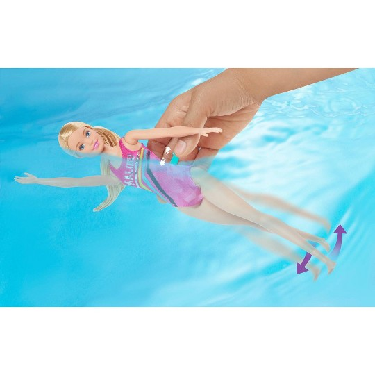 Barbie Dreamhouse Adventures Swim 'n Dive Doll image number null