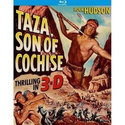 Taza, Son Of Cochise (Blu-ray)