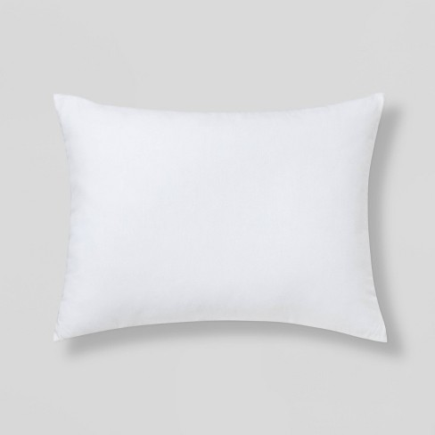 Standard Memory Foam Bed Pillow White - Made By Design™ - image 1 of 4