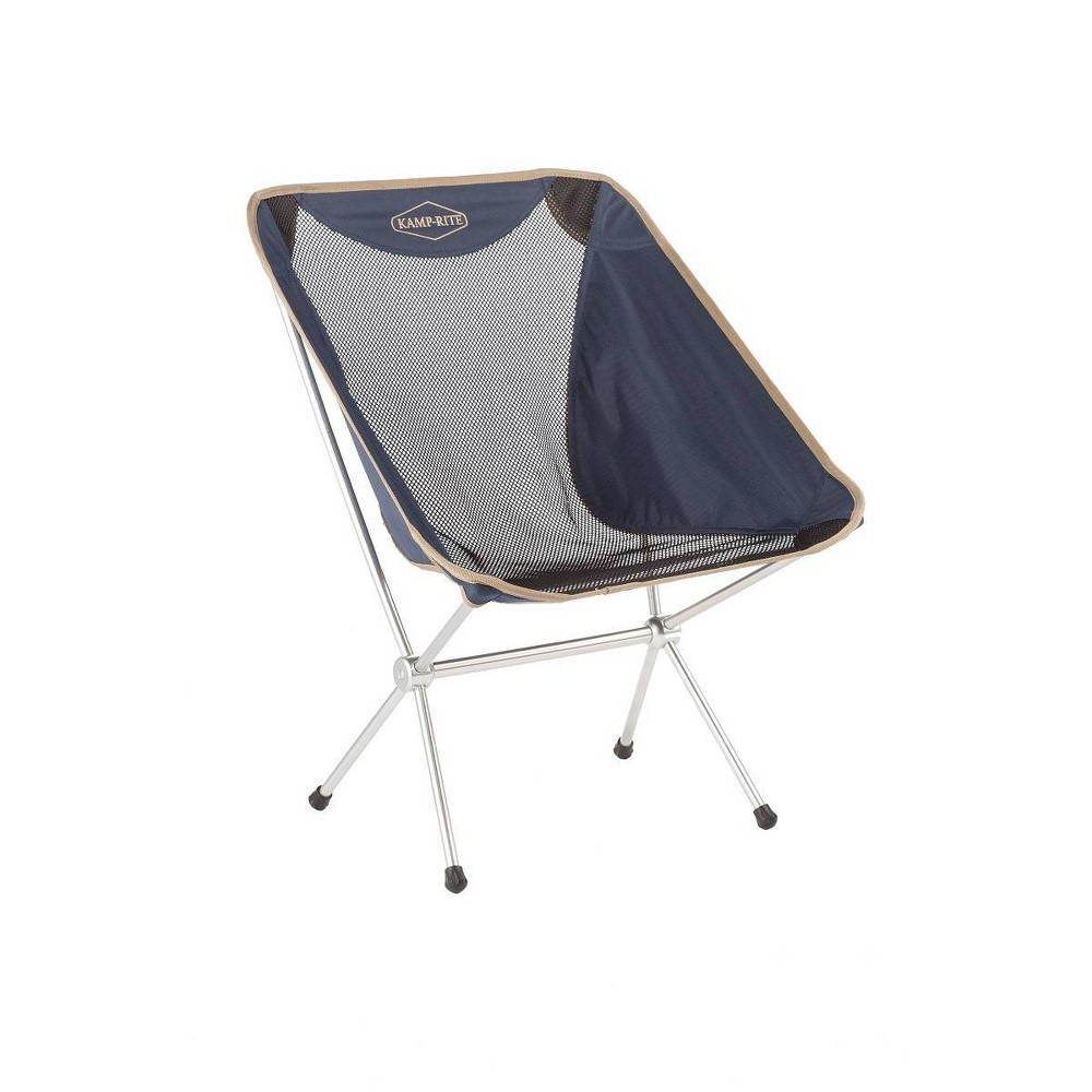 Image of Kamp-Rite Ultra Lite Portable Chair - Blue