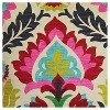 Pink Boho Throw Pillow - The Pillow Collection - image 2 of 2