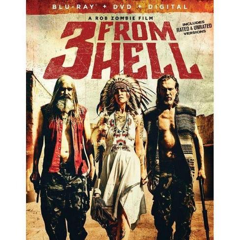 3 From Hell (Blu-Ray + Digital) - image 1 of 1