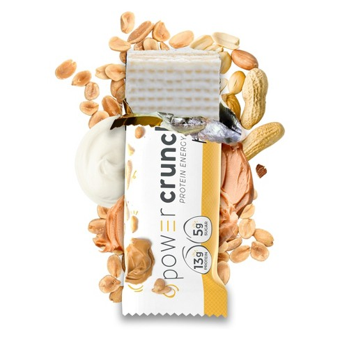 Power Crunch Protein Energy Bar - Peanut Butter Creme - 12ct - image 1 of 2