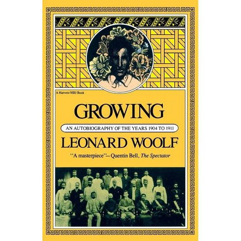 Growing - (Harvest Book; Hb 320) by  Leonard Woolf (Paperback) - image 1 of 1