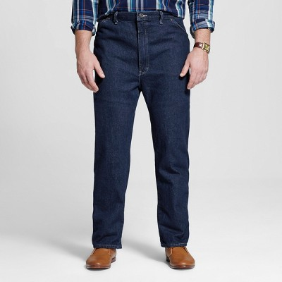 Dickies Men's Big & Tall Relaxed Fit Carpenter Jeans