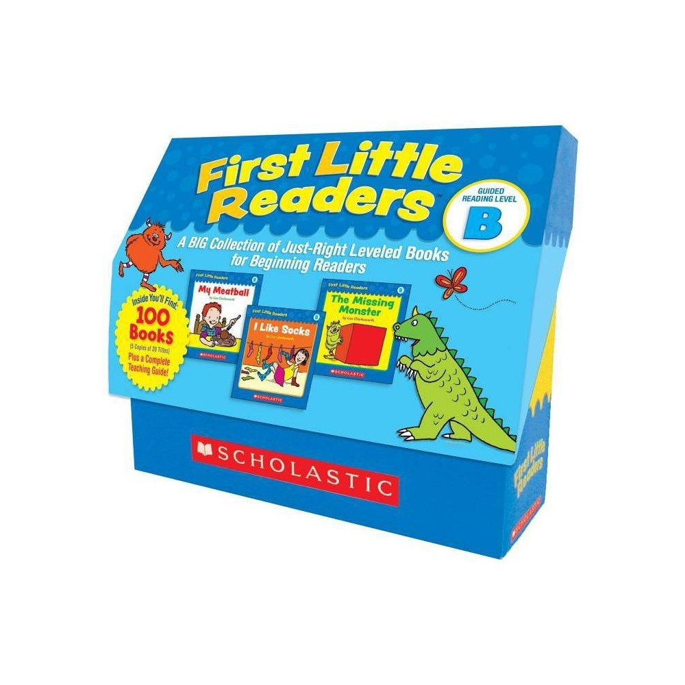 First Little Readers: Guided Reading Level B - by Liza Charlesworth (Mixed media product)