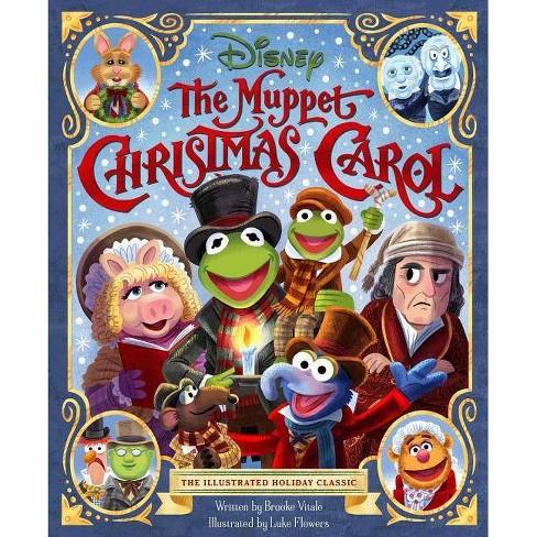Muppets Christmas Carol.The Muppet Christmas Carol By Brooke Vitale Hardcover