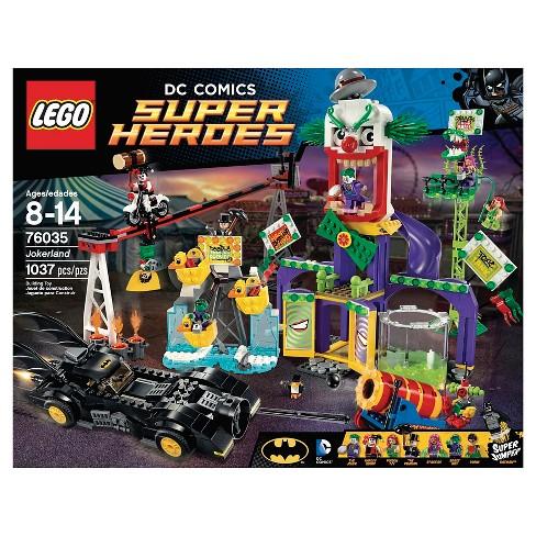 LEGO® Super Heroes Joker land 76035 - image 1 of 4