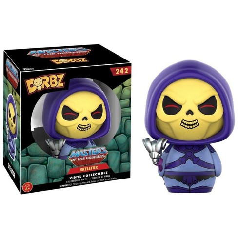 "Masters of the Universe 3"" Dorbz Vinyl Figure: Skeletor - image 1 of 2"