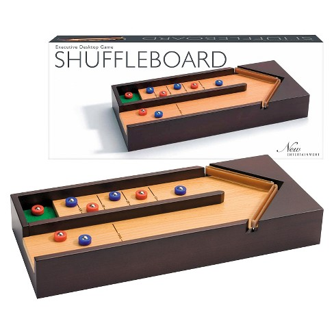 Intex Entertainment Desk Top Shuffleboard Game - image 1 of 1