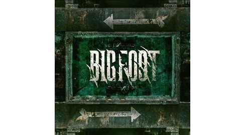 Bigfoot - Bigfoot (CD) - image 1 of 1