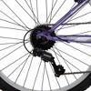 "Huffy Women's Highland 24"" Mountain Bike - Purple - image 3 of 4"