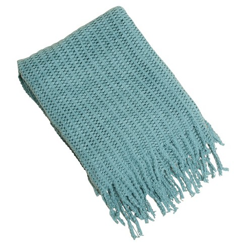 Knitted Throw - image 1 of 1